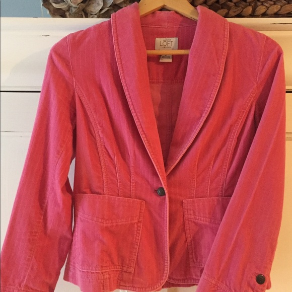 LOFT Jackets & Blazers - Ann Taylor Loft blazer